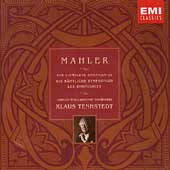 Mahler: Complete Symphonies / Tennstedt, London Philharmonic
