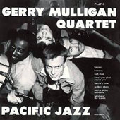 Gerry Mulligan: The Gerry Mulligan Quartet [Verve]