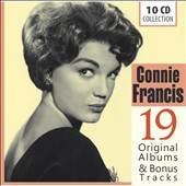 Connie Francis/Francis: 19 Original Albums & Bonus Tracks
