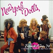 New York Dolls: French Kiss '74/Actress: Birth of the New York Dolls [Box]