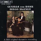 Music for Flute & Guitar / Gunilla von Bahr, Diego Blanco