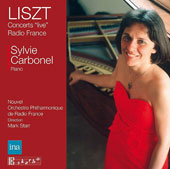 Sylvie Carbonel Plays Liszt -