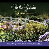 Peggy Duquesnel/Billy Martin (Drums)/Steve Hall (Piano): In the Garden [Digipak]