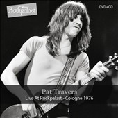Pat Travers: Live at Rockpalast, Cologne 1976 [2/24] *