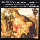 Magnificat and Nunc Dimittis Vol 16 / Worcester Cathedral