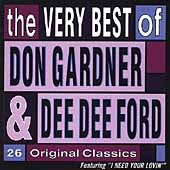 Don Gardner & Dee Dee Ford: The Very Best of Don Gardner & Dee Dee Ford *