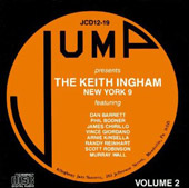 Keith Ingham: The Keith Ingham New York 9, Vol. 2