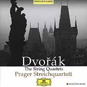 Dvor&#225;k: The String Quartets / Praguer Streichquartett