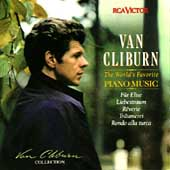 Van Cliburn Collection - The World's Favorite Piano Music