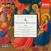 British Composers - Vaughan Williams: Hodie, etc / Willcocks
