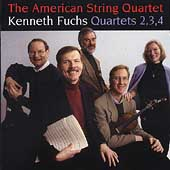 Fuchs: String Quartets no 2, 3, 4 / American String Quartet
