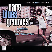 Various Artists: Rare Blues Grooves