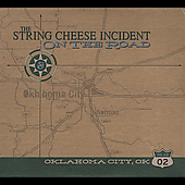 The String Cheese Incident: On the Road: 02-28-02 Oklahoma City, OK