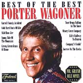 Porter Wagoner: Best of the Best [Federal]
