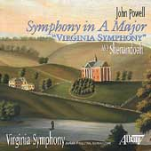 Powell: Symphony in A, etc / Falletta, Virginia Symphony