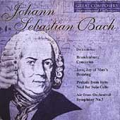 Great Composers Instrumental Collection - Bach