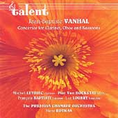 Vanhal: Concertos / Rotman, Lethiec, Baptiste, Loubry, et al