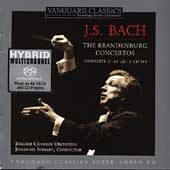 J.S. Bach: Brandenburg Concertos / Somary, ECO