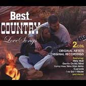 Various Artists: Best Country Love Songs