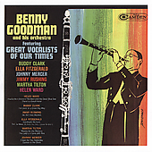 Benny Goodman: The Great Vocalists of Our Time