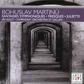 Martinu: Fantaisies Symphoniques / Kout, SO St. Gallen