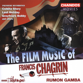 The Film Music of Francis Chagrin / Gamba, BBC PO
