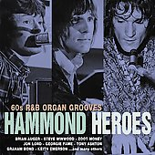 Various Artists: Hammond Heroes: 60s R&B Organ Grooves