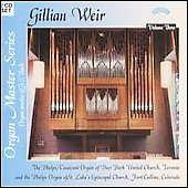 Organ Master Series - Gillian Weir Plays Bach