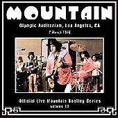 Mountain: Official Live Mountain Bootleg Series, Vol. 12: Olympic Auditorium Los Angeles, 7 March 1980