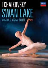 Tchaikovsky: Swan Lake / Moscow Classical Ballet [DVD]