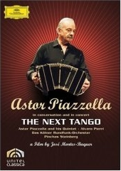 Piazolla: The Next Tango [DVD]