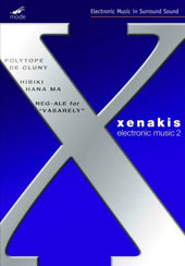 Iannis Xenakis: Electronic Works 2 [DVD]