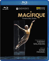 Magifique: Tchaikovsky Suites / A Film by Sonia Paramo [Blu-Ray]