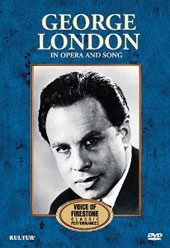 Voice of Firestone Series: George London in Opera and Song [DVD]