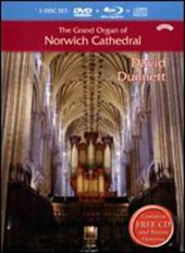 Handel, Bach & Elgar - The Grand Organ of Norwich Cathedral / David Dunnett, organ