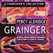 Composer's Collection - Grainger / Corporon, North Texas