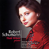 Schumann: Impromptus, etc / Weiss