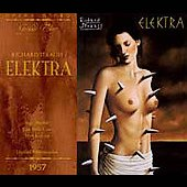 Strauss: Elektra / Mitropoulos, Borkh, Della Casa, et al