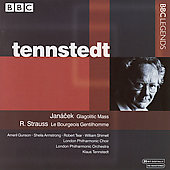 Janacek: Glagolitic Mass; Strauss / Tennstedt, et al