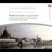 Johann Friedrich Fasch: Sonatas for Oboe / Glaetzner, et al