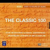 Classic 100 - Your 100 Favourite Classical Masterpieces