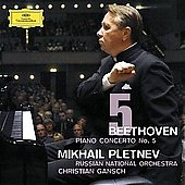 Beethoven: Piano Concerto no 5 / Pletnev, Gansch, et al