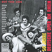 50 Years of the Deutsche Oper Am Rhein - Live Recordings 1956-2006