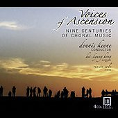 Voices of Ascension - Nine Centuries of Choral Music / Keene, Hong, Cole, et al