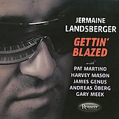 Jermaine Landsberger: Gettin' Blazed [Digipak] *