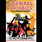 Various Artists: 3 Generos Bailables