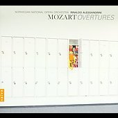 Mozart: Overtures / Rinaldo Alessandrini