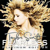 Taylor Swift: Fearless [Platinum Edition] [Bonus Tracks] [CD/DVD]