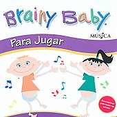 Various Artists: Brainy Baby: Para Jugar - Playful Baby