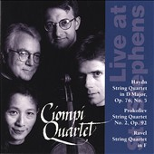 Ciompi Quartet Live at St. Stephens